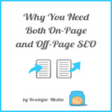 Why You Need Both On-Page and Off-Page SEO