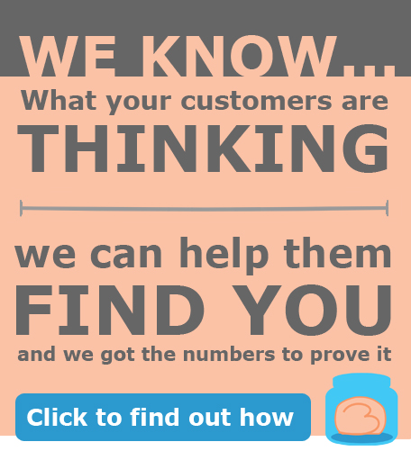 Brainjar Media knows what your customers are thinking and we can help them find you.