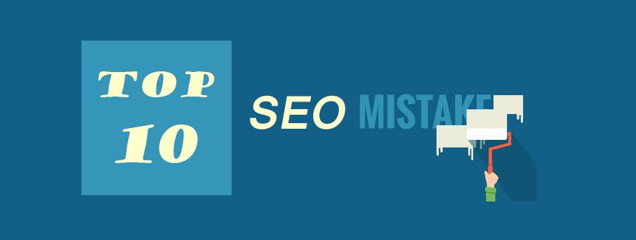 Brainjar Media Top 10 SEO Mistakes